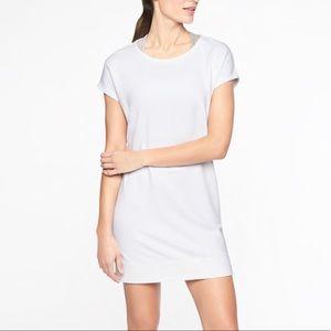 ATHLETA, NBWT Cocoon Dress, White, Size S. NWT